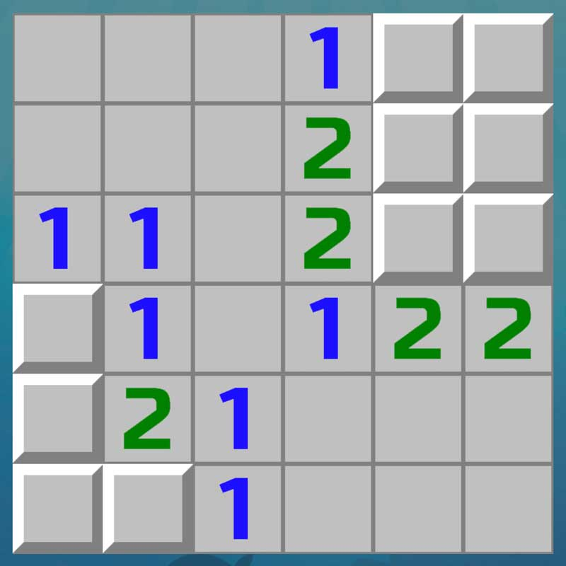 Step 2: Minesweeper Instruction