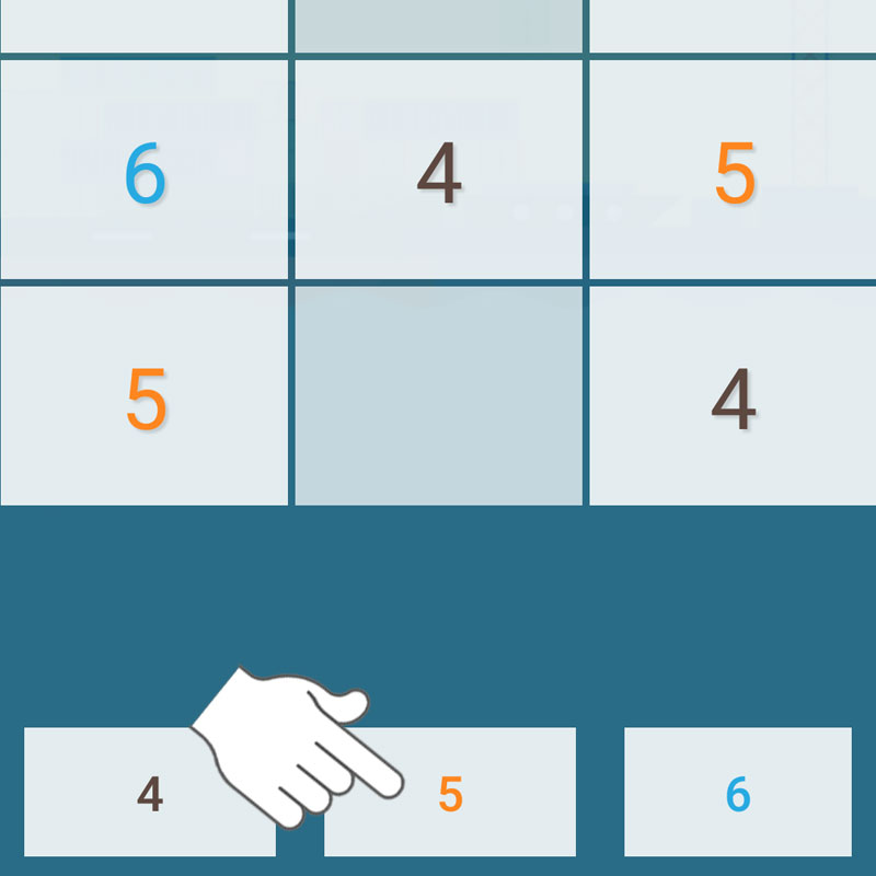 Step 1:Sudoku Rush Instruction